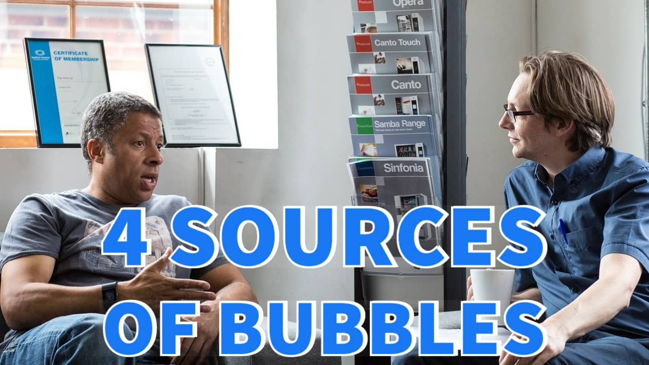 When to Get Out of This Virus Stock Market Bubble