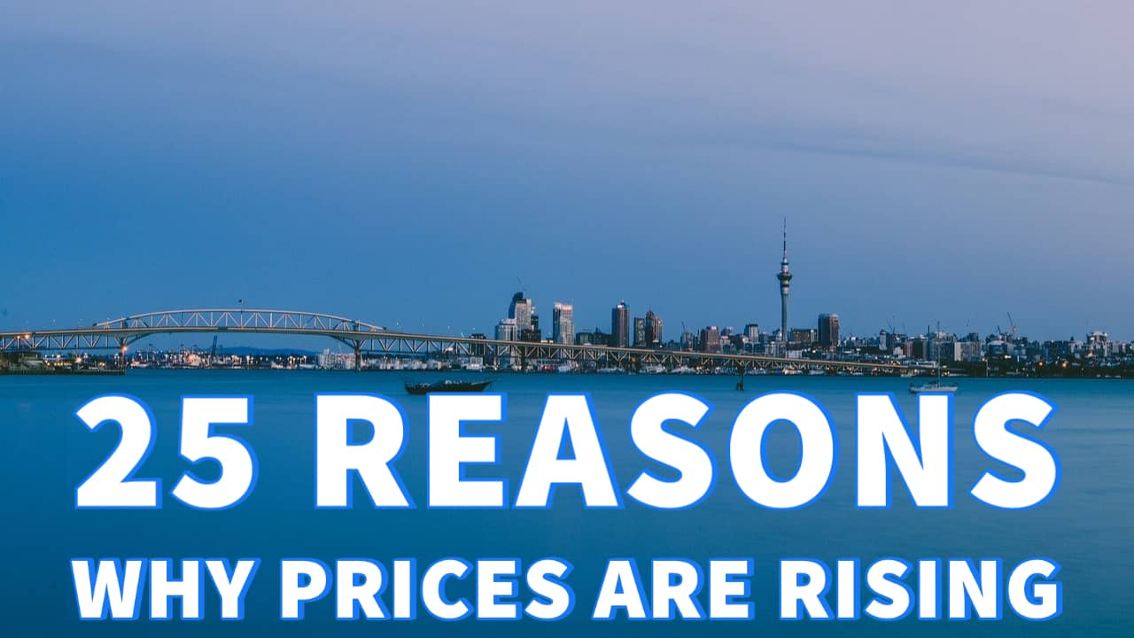 Why Auckland House Prices Hit Record High (Release Sep 2020)